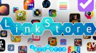 LinkStore - загрузка приложений из AppStore бесплатно