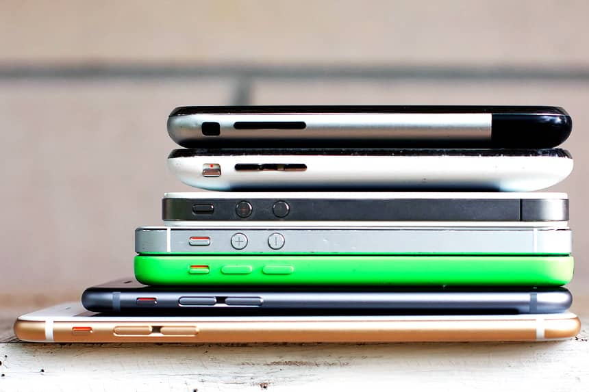 """iPhone """"Как новый"""""""